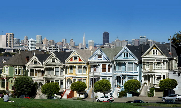 Radeka new images 9 07 for San francisco victorian houses