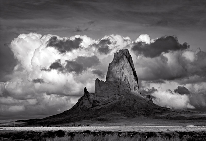 Storm Clouds, Monument Valley